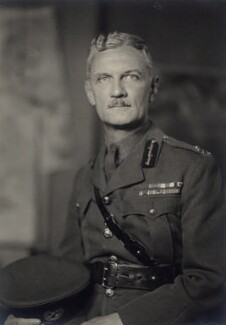 Francis Henry Norman Davidson, by Walter Stoneman - NPG x163046