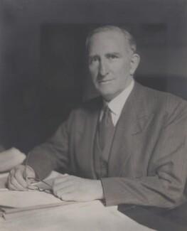Sir George Henry Gater, by Walter Stoneman - NPG x163183