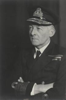 John Knowles Im Thurn, by Walter Stoneman, 1947 - NPG x163186 - © National Portrait Gallery, London