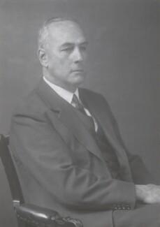 Sir (Thomas) Shenton Whitelegge Thomas, by Walter Stoneman, 1932 - NPG x163262 - © National Portrait Gallery, London