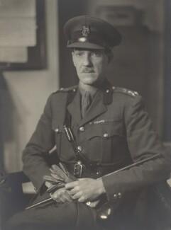 John Arthur Mallock Bond, by Walter Stoneman - NPG x163273