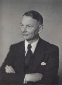 Sir (John) Grahame Douglas Clark, by Walter Stoneman - NPG x163360