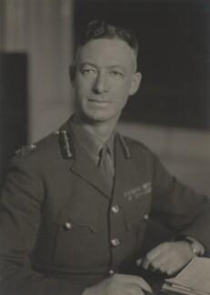 Sir Donald Jay McMullen, by Walter Stoneman - NPG x163361