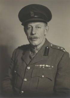 John Cecil Alexander Dowse, by Walter Stoneman - NPG x163374