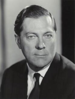Charles Melville McLaren, 3rd Baron Aberconway, by Walter Bird - NPG x163386