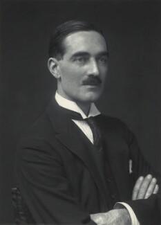 Clarence Napier Bruce, 3rd Baron Aberdare, by Walter Stoneman, 1930 - NPG x163387 - © National Portrait Gallery, London