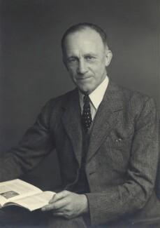 Sir James Glasgow Acheson, by Walter Stoneman, 9 July 1948 - NPG x163401 - © National Portrait Gallery, London
