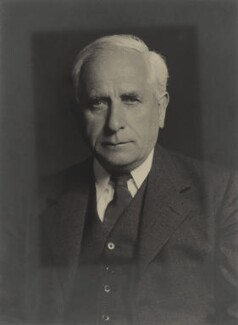 William George Stewart Adams, by Walter Stoneman, May 1940 - NPG x163420 - © National Portrait Gallery, London