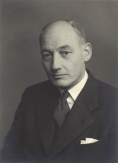 Christopher Addison, 2nd Viscount Addison, by Walter Stoneman, 1953 - NPG x163429 - © National Portrait Gallery, London