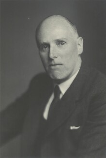Sir Wallace Alan Akers, by Walter Stoneman, 3 May 1947 - NPG x163457 - © National Portrait Gallery, London