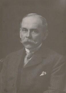 Alfred William Alcock, by Walter Stoneman - NPG x163463