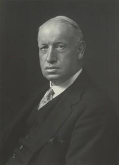 Sir Edward Hall Alderson, by Walter Stoneman, 1925 - NPG x163466 - © National Portrait Gallery, London
