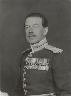 Harold Rupert Leofric George Alexander, 1st Earl Alexander of Tunis, by Walter Stoneman, March 1938 - NPG x163472 - © National Portrait Gallery, London