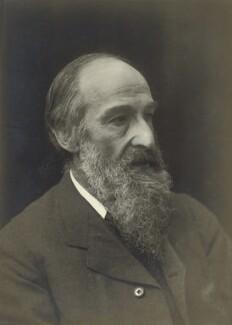 Samuel Alexander, by Walter Stoneman, 1917 - NPG x163481 - © National Portrait Gallery, London