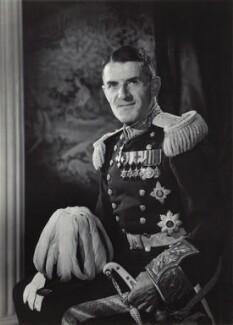 Sir Robert Edmund Alford, by Walter Bird - NPG x163547