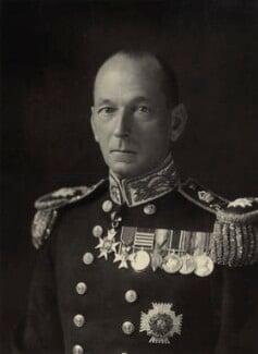 Sir Bertram Cowles Allen, by Walter Stoneman, 1930 - NPG x163551 - © National Portrait Gallery, London