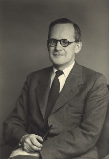 Sir Roy George Douglas Allen, by Walter Stoneman, 1956 - NPG x163565 - © National Portrait Gallery, London
