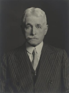 Thomas William Allen, by Walter Stoneman, June 1939 - NPG x163567 - © National Portrait Gallery, London