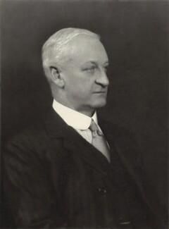 Sir Walter Macarthur Allen, by Walter Stoneman - NPG x163568