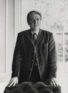 Sir Kingsley Amis, by Godfrey Argent - NPG x163583