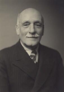 Charles George Ammon, 1st Baron Ammon, by Walter Stoneman - NPG x163587