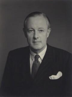 William Warrender Mackenzie, 1st Baron Amulree, by Walter Stoneman - NPG x163590
