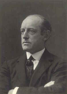 Sir Alan Garrett Anderson, by Walter Stoneman, 1918 - NPG x163598 - © National Portrait Gallery, London