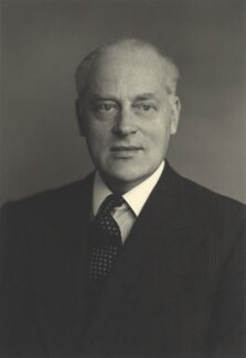 Sir Colin Skelton Anderson, by Walter Stoneman, 1951 - NPG x163604 - © National Portrait Gallery, London
