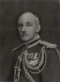 Sir Desmond Francis Anderson, by Walter Stoneman - NPG x163607