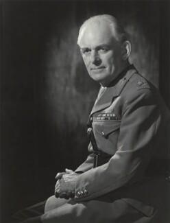 Sir John D'Arcy Anderson, by Walter Bird - NPG x163612