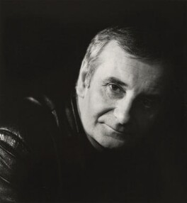 Lindsay Anderson, by Godfrey Argent, 14 January 1970 - NPG x163617 - © National Portrait Gallery, London
