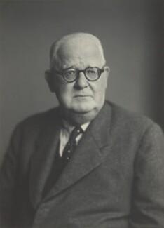 Sir Neville Anderson, by Walter Stoneman, September 1947 - NPG x163618 - © National Portrait Gallery, London