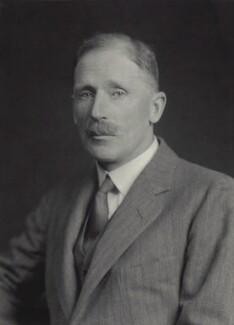 John Ogilvy Arbuthnott, 14th Viscount Arbuthnott, by Walter Stoneman, May 1937 - NPG x163646 - © National Portrait Gallery, London