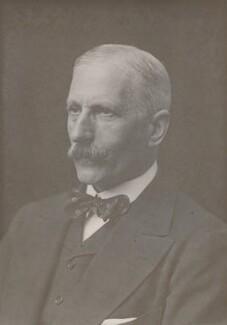 Sir John Archer, by Walter Stoneman, 1918 - NPG x163649 - © National Portrait Gallery, London