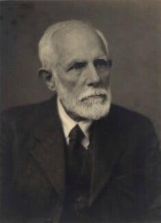 Sir Joseph Arthur Arkwright, by Walter Stoneman - NPG x163654