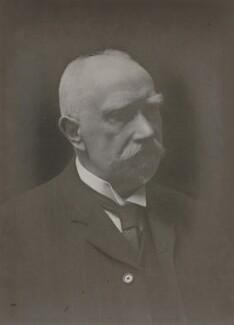 Edward Armstrong, by Walter Stoneman, 1917 - NPG x163661 - © National Portrait Gallery, London