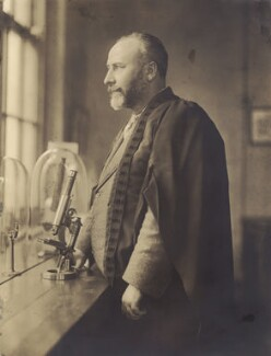 John Oliver Arnold, by Walter Stoneman, 1927 - NPG x163668 - © National Portrait Gallery, London