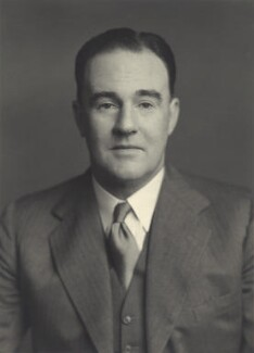 Sir Robert Duncan Harris Arundell, by Walter Stoneman, February 1951 - NPG x163674 - © National Portrait Gallery, London