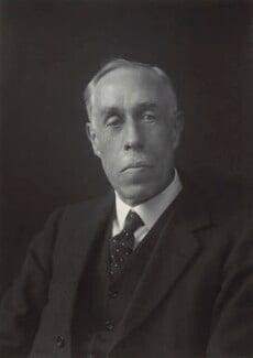 Sir Cyril Ernest Ashford, by Walter Stoneman, 1931 - NPG x163683 - © National Portrait Gallery, London