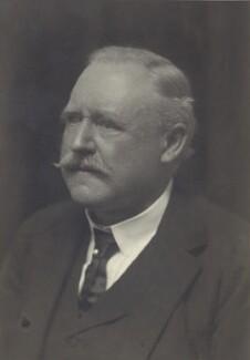 Thomas Gair Ashton, 1st Baron Ashton-of-Hyde, by Walter Stoneman, 1917 - NPG x163746 - © National Portrait Gallery, London
