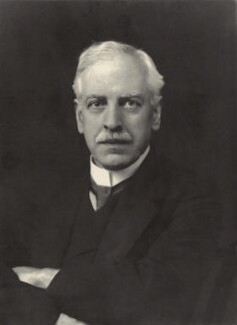 James Hartley Ashworth, by Walter Stoneman - NPG x163751
