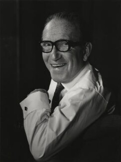 Arthur Askey, by Godfrey Argent - NPG x163752