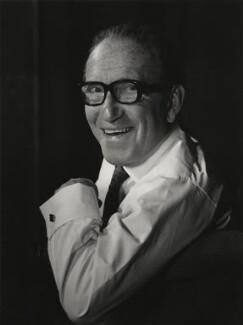 Arthur Askey, by Godfrey Argent, 12 March 1968 - NPG x163752 - © National Portrait Gallery, London