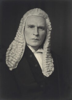 Cyril Asquith, Baron Asquith of Bishopstone, by Walter Stoneman - NPG x163754