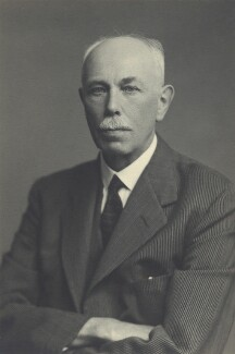 Francis William Aston, by Walter Stoneman, May 1943 - NPG x163759 - © National Portrait Gallery, London