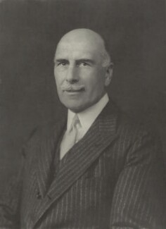 Prince Alexander Cambridge, Earl of Athlone, by Walter Stoneman, 1931 - NPG x163765 - © National Portrait Gallery, London