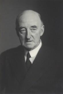 Sir Cyril Atkinson, by Walter Stoneman - NPG x163776