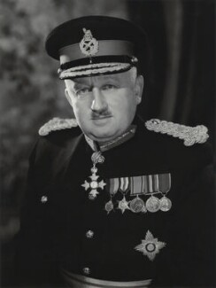 Sir Leonard Henry Atkinson, by Walter Bird, 27 September 1966 - NPG x163779 - © National Portrait Gallery, London
