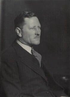 Sir Claude Auchinleck, by Walter Stoneman, April 1936 - NPG x163785 - © National Portrait Gallery, London