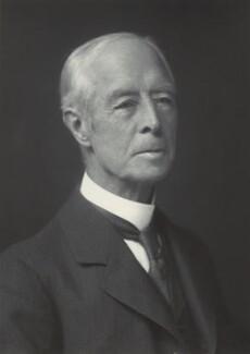 Sir Horace Edmund Avory, by Walter Stoneman, 1930 - NPG x163792 - © National Portrait Gallery, London